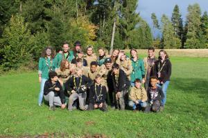 Herbstlager Pfadis 2017